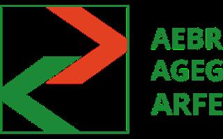 Logo AEBR AGEG ARFE