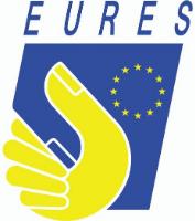 Logo EURES - Het Europese portaal voor beroepsmobiliteit