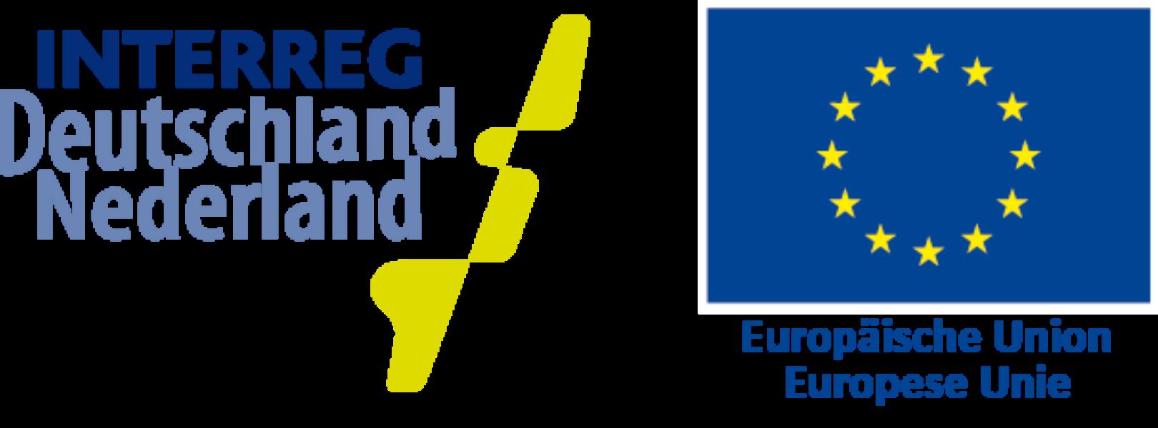 Logo INTERREG Deutschland Nederland 1