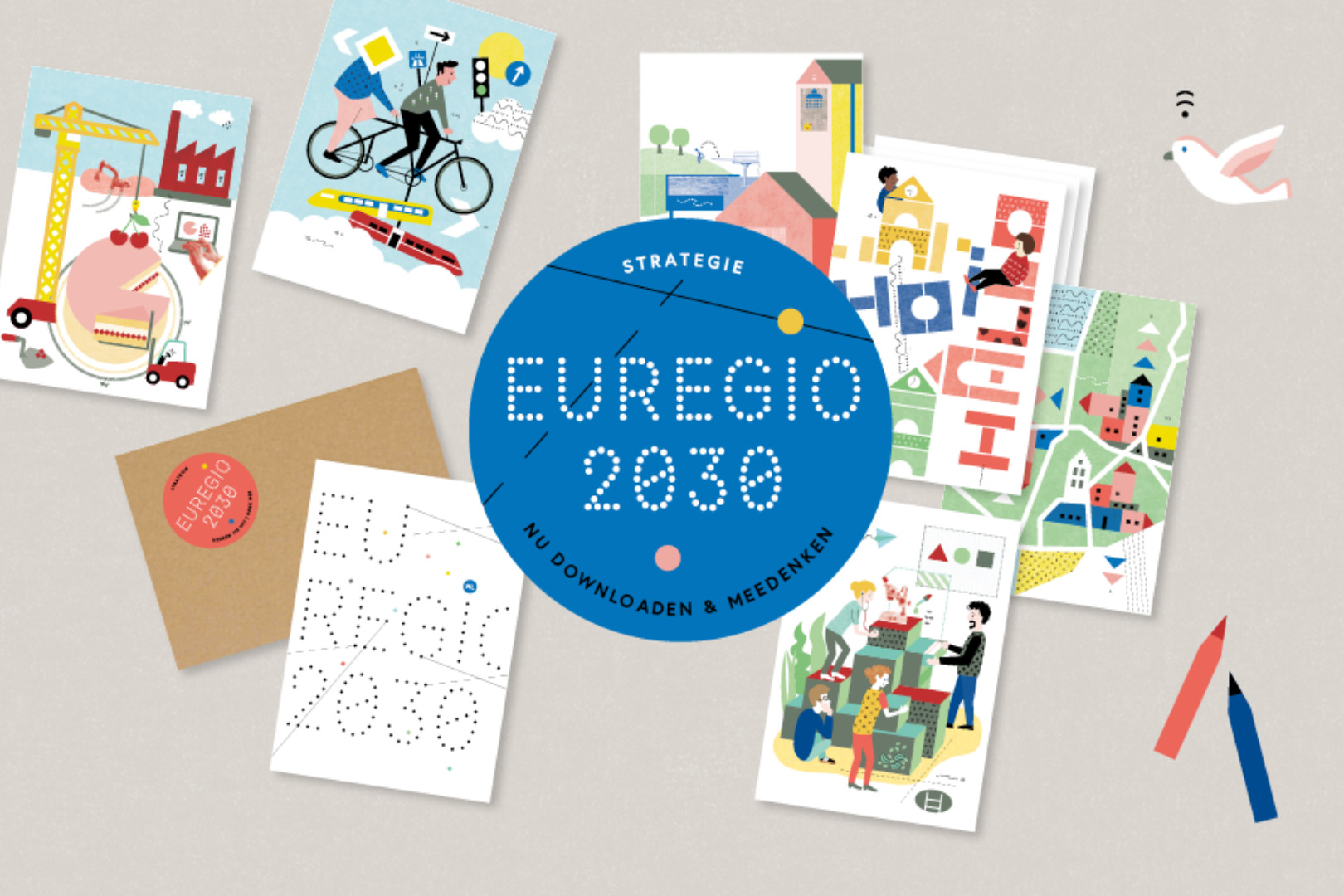 Strategie EUREGIO 2030 - NL