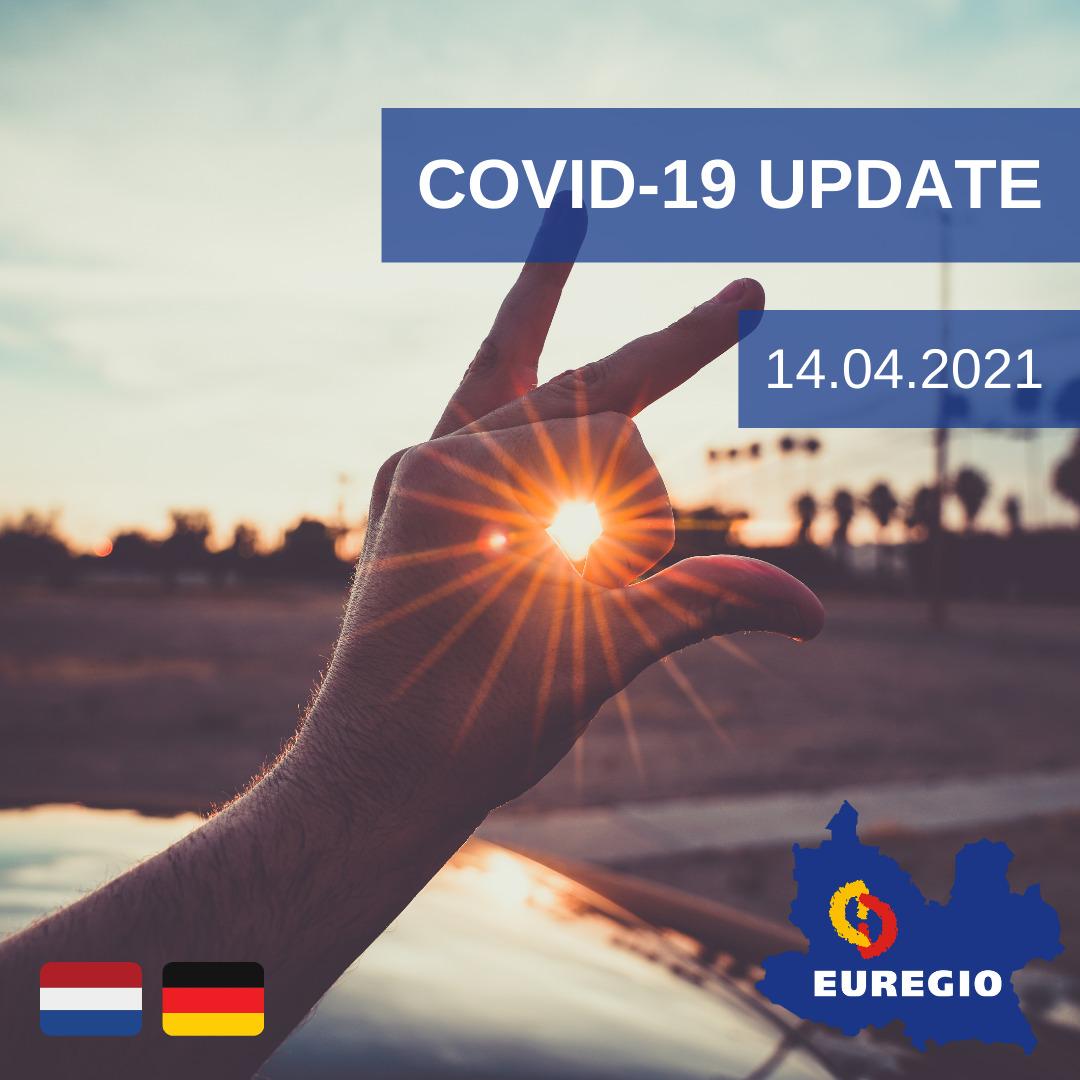 Covid-19 Update- 14april 2021
