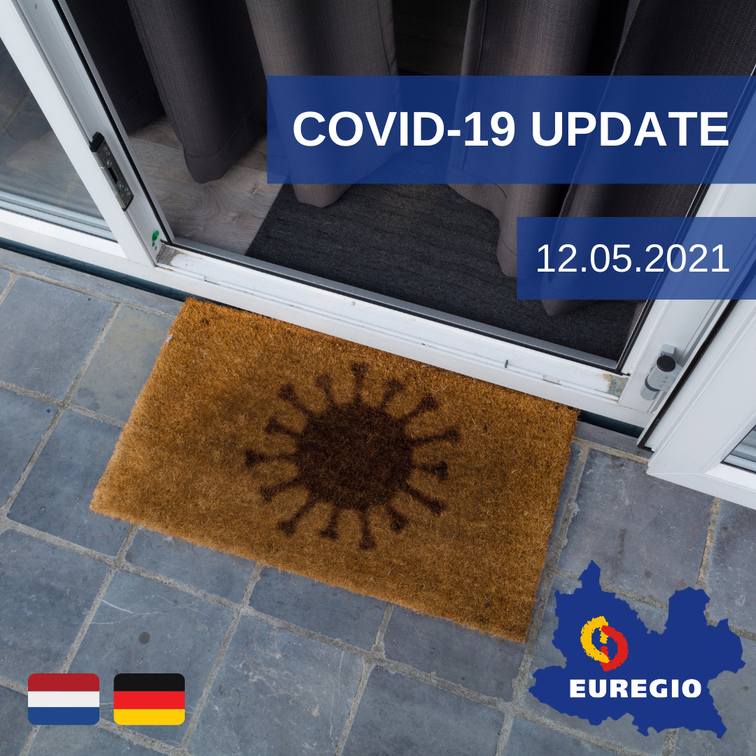 COVID-19 Update – 12. Mai 2021