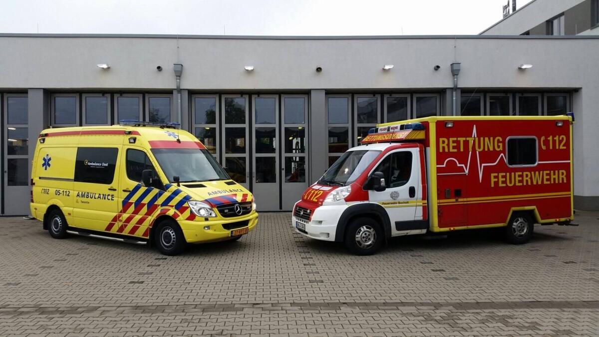 Projectpartner_Bureau_Acute_Zorg_Euregio_Stad_Bocholt_-_Ambulance_en_brandweer_1_-_©_Bureau_Acute_Zorg_Euregio